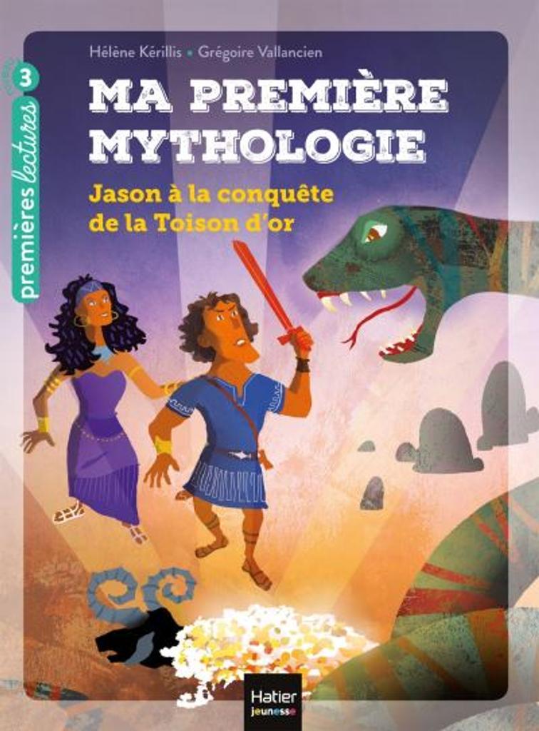 Jason à la conquête de la Toison d'or / texte adapté par Hélène Kérillis |