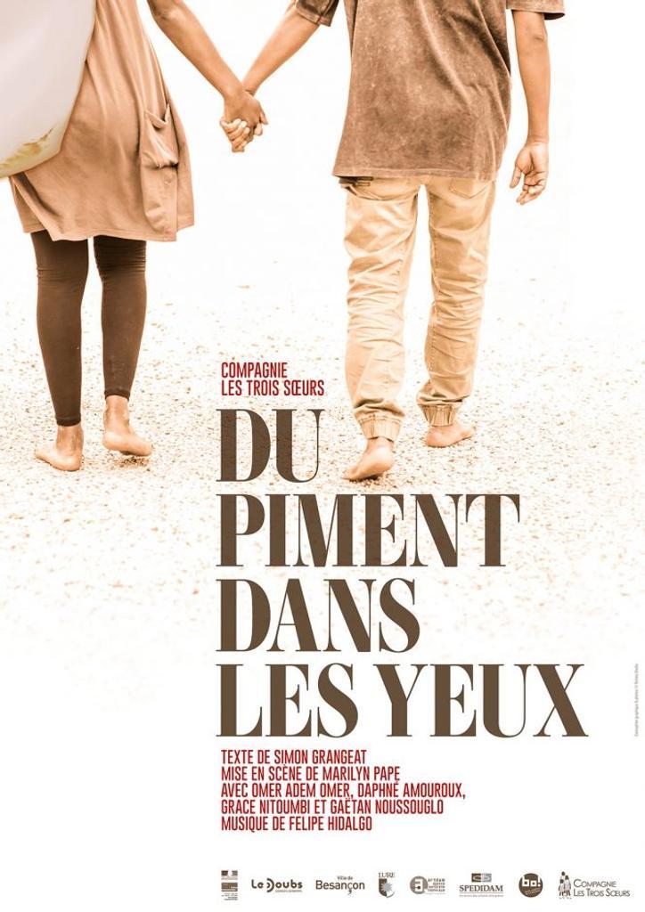 Du piment dans les yeux ou la soif d'étudier;Itinéraire d'un jeune Africain / Pegeault Patrice, Yves Benitah, réal. |