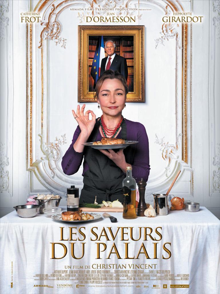 Les Saveurs du Palais / Christian Vincent, réal. |