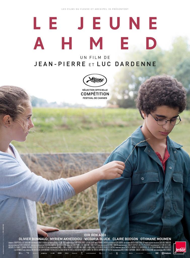 Le Jeune Ahmed / Jean-Pierre Dardenne, Luc Dardenne, réal. |
