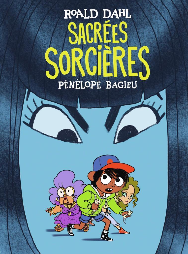 Sacrées sorcières / Pénélope Bagieu   Bagieu, Pénélope (1982-). Auteur