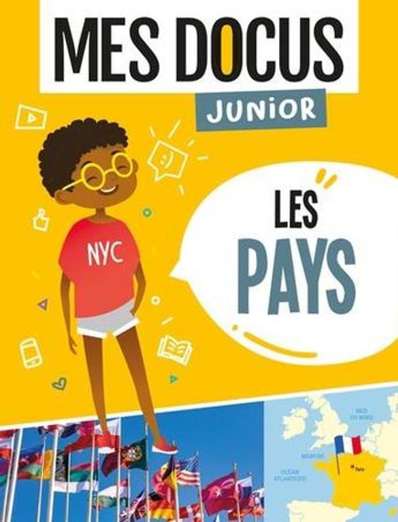 Les pays / Florian Lucas   Lucas, Florian. Auteur
