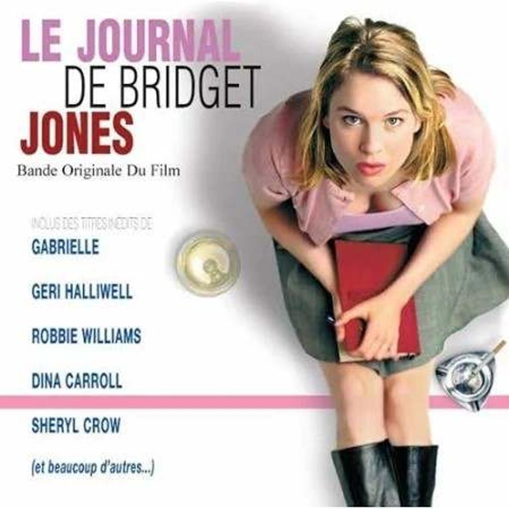 Le Journal de Bridget Jones : Bande originale du film de Sharon Maguire |