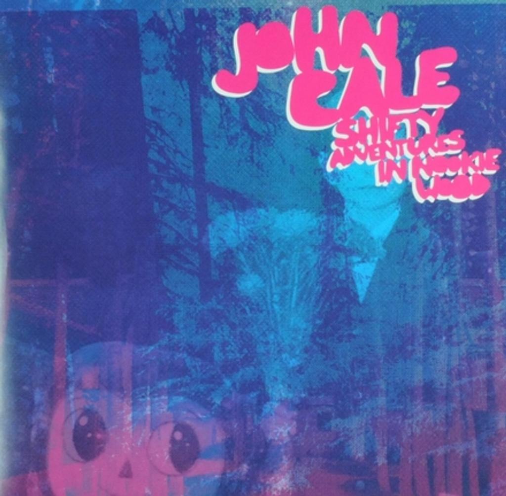 Shifty adventures in nookie wood / John Cale, Auteur-compositeur-interprète |