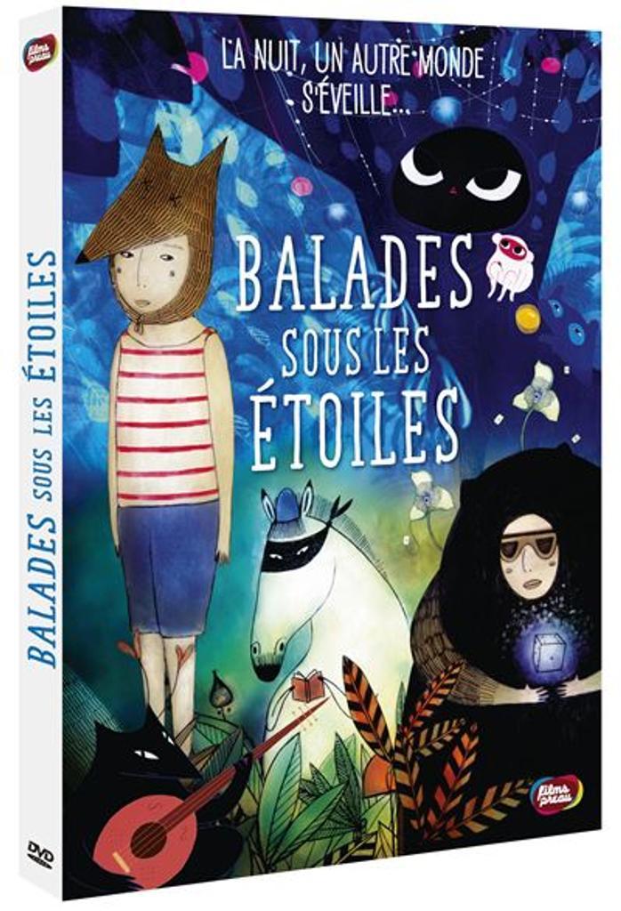 Balades sous les étoiles / Lia Bertels, réal. |