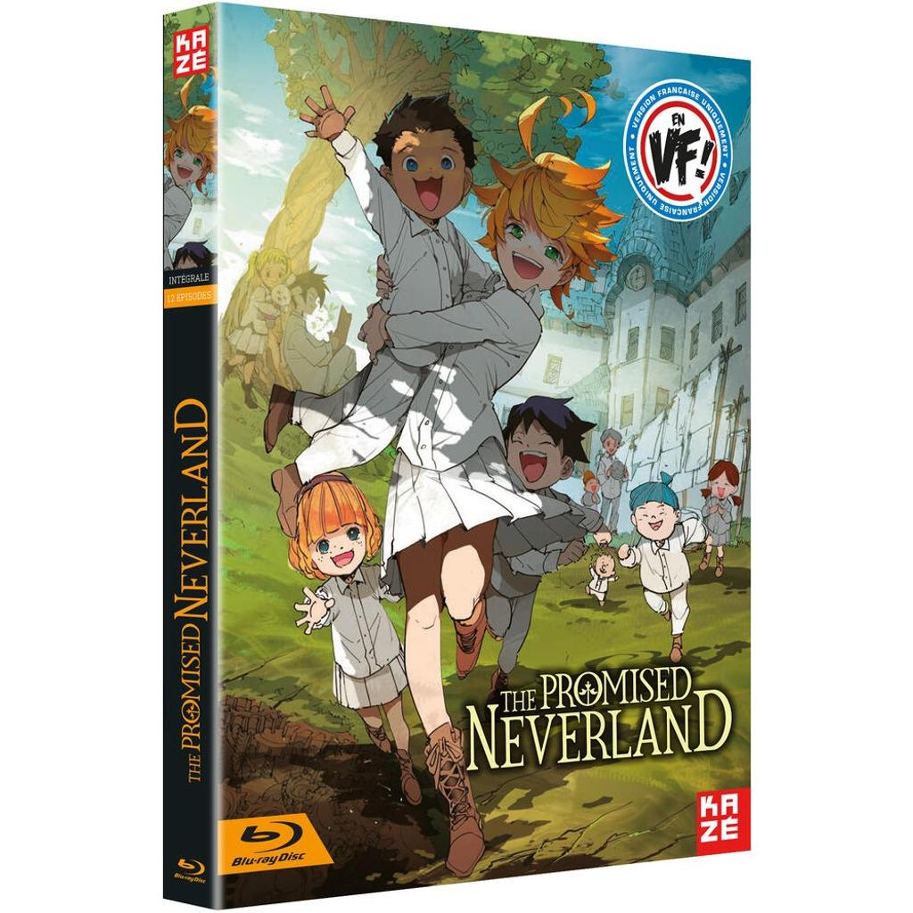 Promised neverland (The) - Saison 1 / Mamoru Kanbe, réal. |
