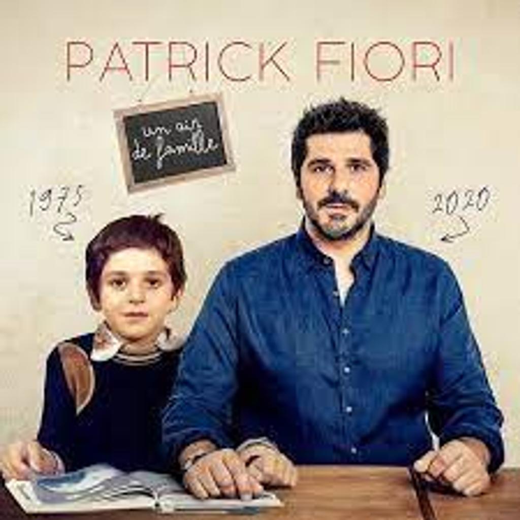 Un air de famille / Patrick Fiori  |